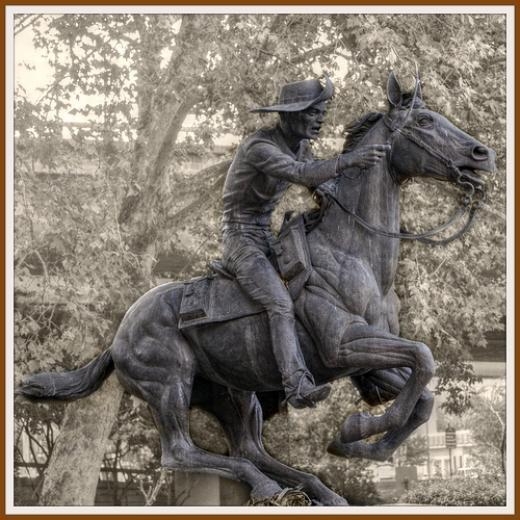 Pony Express by Loco Steve